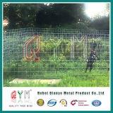 Загородка животного панели сетки утюга поля фермы панели загородки козочки