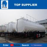 Diesel van de titaan Tank Aanhangwagen van de Tank van de Aanhangwagen van de Olie van de Vrachtwagen van de Tanker van de Brandstof van 50000 Liter de Semi en van de Tank van de Palmolie