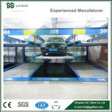 Gg Multi-Layer Lift-Sliding elevadores de Sistema de Estacionamento Hidráulico