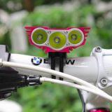 Xml de super potencia LED T6 Bicicleta delante de la luz de lámpara de bicicletas