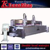 CNC van Teenking Waterjet de Scherpe Machine van de Steen van de Machine
