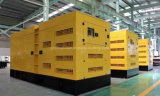 Famous Factory 300kw/375kVA Silent Volvo Engine Generator (GDC300*S)