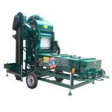 機械豆の洗剤をきれいにしている豆