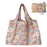 Saco de Arrumação dobrável um ombro grande portátil de grande capacidade espessadas Eco-Friendly Bag Saco de Compras de supermercado.
