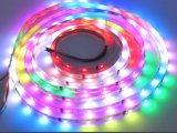 Farbe, die 5050 Nicht-Wasserdichtes DMX 5V Digital RGB LED Neon ändert