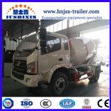 6/7/8/9cbm Hino/Dayunの具体的なミキサーのトラックか中継ミキサーのトラックまたはトラックのミキサー