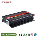 Paco Inversor de potência de 800W com carregador de bateria com homologação CE
