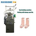 RB Sock machine van goede kwaliteit reserveonderdeel te maken Katoenen sokken