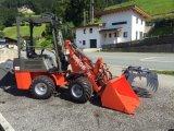 Compacte Lader van het Systeem van Italië van de Motor van Yanmar de Hydrostatische