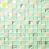 2018 Venta caliente cuarto de baño Mosaicos de Metal Cristal