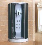 Bajo la ducha ABS bandeja redonda Panel simple ducha Ducha
