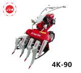 4K-90 Machine van de Maaimachine van het Bindmiddel van de Maaimachine van de diesel Tarwe van de Rijst de Mini