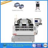 Automatische CNC Scherpe Machine voor de Wacht van het Scherm en de Aangemaakte Beschermer van het Glas