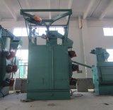 Q37シリーズショットブラストの合金の車輪の磨く機械