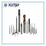 Flauta de torção de carboneto de sólido broca com ponta de aço