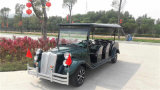 Resort Aplicação do Modelo de Automóveis Clássicos eléctrico GB08 com baterias de Mf para Serviço Pesado