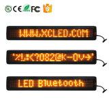 LED軽いP7.62-7X80W Semioutdoorの高い明度の単一行白色電球プログラム可能なLEDの印の表示メッセージ
