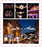 Wasserdichtes Motiv-Licht-StraßenlaterneLED-LED für im Freiendekoration