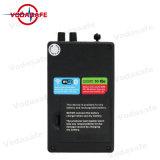 Rilevazione dell'esperto 3G 2100 in sensibilità Anti-Spy+ del segnale del cercatore dell'obiettivo del rivelatore su sensibile alta del rivelatore dell'audio segnale di Verificati rf della spazzatrice senza fili dell'errore di programma