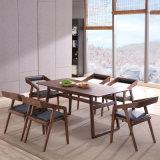 Mobiliario moderno restaurante de mesa y silla de madera Muebles para Comedor