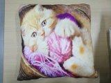 La almohada del animal, con almohada Core, se puede quitar y limpiar.