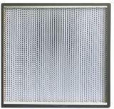 Алюминиевый фильтр HEPA сепаратора с рамой из нержавеющей стали для больницы