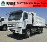 HOWO 6*4 336 HP тяжелых грузовиков кузова самосвала разгрузки для продажи