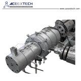単一ねじ押出機PP/PPR/Pertの熱い冷水の供給管の放出ライン生産機械