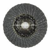 Disco abrasivo abrasivo della falda delle mole della rotella all'ingrosso della falda della fabbrica