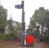 De elektrische Stapelaar van de Pallet van 3 Manieren voor de zeer Smalle Planken van Doorgangen
