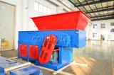 플라스틱 재생 기계 또는 플라스틱 제림기 또는 단 하나 샤프트 슈레더 또는 큰 큰 플라스틱 관 슈레더
