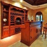 Armadio per vino in legno Personalizzato in stile europeo per Club/Hotel (YH-WC2002)
