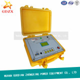 Tester interno dell'isolamento del generatore di raffreddamento ad acqua/tester del generatore/tester di impedenza