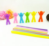 Multicolor Cartoon Silicone Training Chopstick Holder for Kids