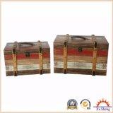 أثر قديم أثاث لازم خشبيّة صندوق زخرفيّة لأنّ تخزين و [جفت بوإكس] لأنّ هديّة