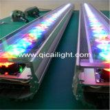 Einzelne R/G/B LED Wand-Unterlegscheibe, 18LED, rund