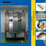 Máquina del laminado del vacío de la caja de reloj PVD