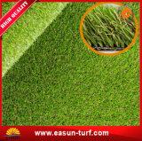 20-50 millimetri di paesaggio di tappeto erboso artificiale dell'erba sintetica