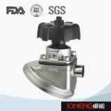 Cuve en acier inoxydable bas soupape à membrane (JN-DV3001)