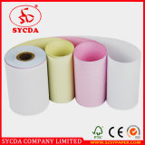 Rolos de papel NCR Papel carbono sem carbono