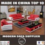 ホーム家具Lz1688のための高品質の本革のソファー