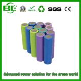Batterie d'ion de lithium de Brillipower 2000mAh 3.7V 18650 de batterie de la vente directe 18650 d'usine pour des batteries de couteaux de radio