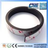 De Kleverige Achter Magnetische Strook met hoge weerstand van de Magneetband
