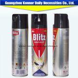 Jet d'insecticide de moustique d'aérosol de tueur d'insecte de vol anti