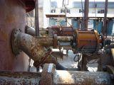 Válvula de ângulo inferior do tanque Wcb para refinaria de alúmina