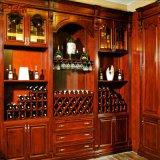 China Estante del vino Fabricación de visualización de almacenamiento (GSP19-010)