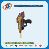 Het Ontspruiten van de Vervaardiging van China het Stuk speelgoed van het Kanon van de Lanceerinrichting van het Vliegtuig voor Jong geitje