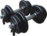 10-40kg de Regelbare Verchroomde Domoor van uitstekende kwaliteit