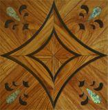 Variété de meubles d'hôtel de plancher en bois solide de configuration