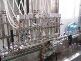 سائل آليّة يملأ ويغطّي آلة